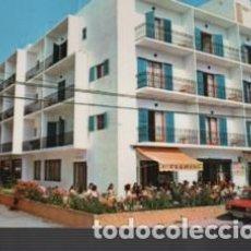 Postales: POSTAL DE IBIZA - BALEARS - SAN ANTONIO ABAD - HOTEL FLEMING - SIN Nº DE FIGUERETAS. Lote 147583254