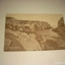 Postales: MENORCA , CALES COVES Nº 18 . J. LACOSTE. COLECCION ATENEO, SIN CIRCULAR.. Lote 147629306