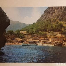 Postales: SA CALOBRA MALLORCA, VISTA PARCIAL . Lote 147874650