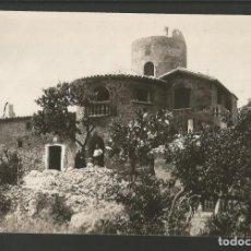 Postales: POLLENSA-TORRE DE BESTARD-CALVARIO-COL· BESTARD 165-FOTOGRAFICA-POSTAL ANTIGUA-(56.614). Lote 149505594