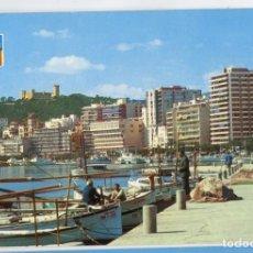 Postales: MALLORCA PALMA PASEO MARITIMO 1972 ICARIA Nº15065. Lote 149832726