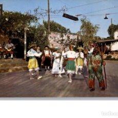 Postales: 1281 MALLORCA ALGAIDA CAL DIMONI VAN BAR 1978 ESCUDO DE ORO Nº1281. Lote 150239722