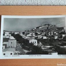 Postales: POSTAL IBIZA AVENIDA DE ESPAÑA FOTO VIÑETS - ISLAS BALEARES PITIUSAS EIVISSA. Lote 150782112