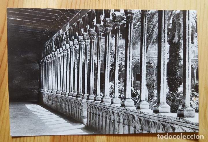 PALMA DE MALLORCA CLAUSTRO DE SAN FRANCISCO FOTO TRUYOL (Postales - España - Baleares Moderna (desde 1.940))