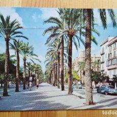 Postales: PALMA DE MALLORCA Nº 135 PASEO DE SAGRERA ED. CASA PLANAS. Lote 151040050
