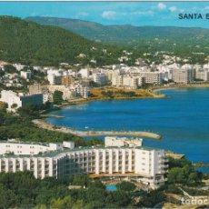 Postales: SANTA EULALIA, VISTA PANORAMICA, IBIZA. Lote 151159882