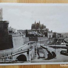 Postales: PALMA DE MALLORCA Nº 63 VISTA DESDE SANTA CATALINA AM UNION POSTAL UNIVERSAL. Lote 151226122