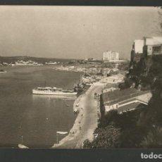 Postales: MAHON-PUERTO Y CIUDAD-BARCO-4-EDITORIAL FOTOGRAFICA-POSTAL ANTIGUA-(57.093). Lote 151298874