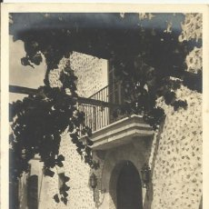 Postales: PALMA DE MALLORCA. SON PORRO. SECAR DE LA REAL. HAUSMANN, SIN CIRCULAR. 14X9 CM. BUEN ESTADO.. Lote 151432886