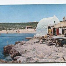 Cartes Postales: MENORCA PLAYA DE BINIBECA 1969 CYP Nº3837. Lote 151788646