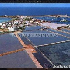 Postales: FORMENTERA PUERTO DE LA SABINA Y SALINAS FORMENTERA 1976 KOLORHAM Nº4612. Lote 151984874