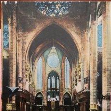 Postkarten - PALMA DE MALLORCA - LA CATEDRAL - INTERIOR - 152219446