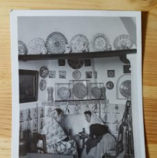Postales: MALLORCACASA TIPICA MULET GENOVA FOTO TRUYOL 1951. Lote 152250342