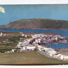 Postales: MENORCA FORNELLS VISTA PARCIAL 1965 MINERVA Nº1023. Lote 152296878