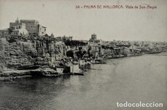 MALLORCA LOTE DE 5 POSTALES ANTIGUAS (Postales - España - Baleares Antigua (hasta 1939))