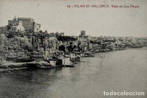 Mallorca Lote de 5 postales antiguas
