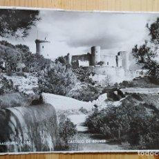 Postales: PALMA DE MALLORCA Nº 552 CASTILLO DE BELLBER ED. ZERKOWITZ. Lote 152862214