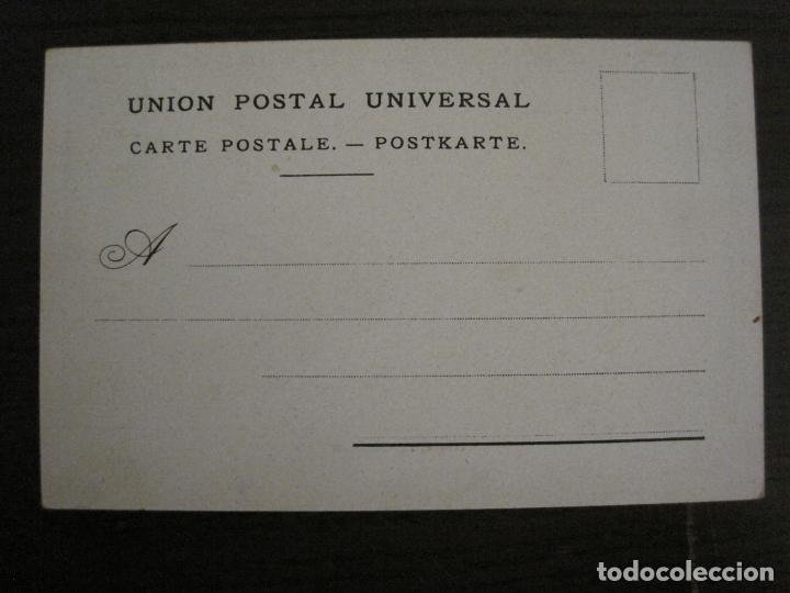 Postales: MALLORCA-MIRAMAR-COL·GRAND HOTEL SERIE 1 Nº1-THOMAS-REVERSO SIN DIVIDIR-(57.275) - Foto 2 - 152951482