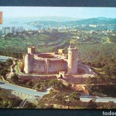 Postales: CTC - POSTAL Nº 2713 MALLORCA - PALMA - CASTILLO DE BELLVER - VISTA AEREA - SIN CIRCULAR. Lote 153152398
