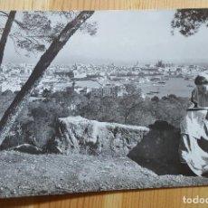 Postales: PALMA DE MALLORCA VISTA DESDE EL BOSQUE DE BELLVER ED. CASA PLANAS Nº 2142. Lote 153565978