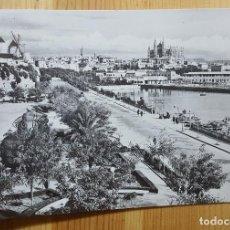 Postales: PALMA DE MALLORCA PASEO MARITIMO ED. CASA PLANAS Nº 2051. Lote 153566498
