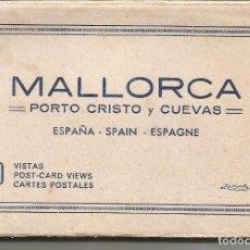 Postales: PORTO CRISTO-MALLORCA. Lote 154549858