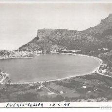 Postales: SÓLLER-MALLORCA-FOTOGRAFICA. Lote 156705482