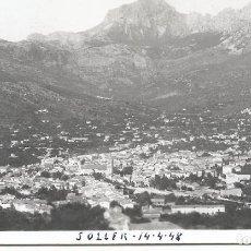 Postales: SÓLLER-MALLORCA-FOTOGRAFICA. Lote 156706510