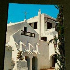 Postales: BINIBECA (MENORCA) PUEBLO DE PESCADORES - ED. LUCIA MORA - AÑOS 60 - BALEARES. Lote 156807442