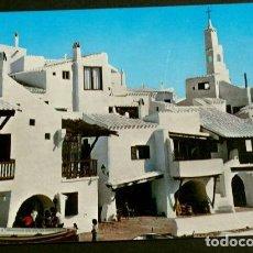 Postales: BINIBECA (MENORCA) 15 PUEBLO DE PESCADORES - ED. LUCIA MORA - AÑOS 60 - BALEARES. Lote 156807550