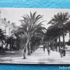 Postales: MALLORCA. PALMA. PASEO SAGRERA.. Lote 157899102