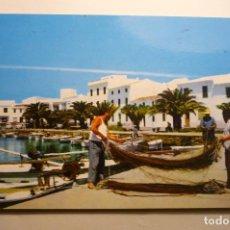 Cartoline: POSTAL FORNELLS -MENORCA PUERTO-CIRCULADA. Lote 158311854