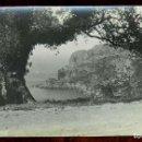 Postales: FOTO POSTAL DE CARRETERA DEYA, TRUYOL, SIN CIRCULAR. Lote 160097386