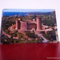 Postales: CASTILLO DE BELVER ( PALMA DE MALLORCA ) POSTAL NUEVA. 1966. Lote 160488848