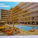 Postales: POSTAL MALLORCA.-EL ARENAL HOTEL BAHAMAS-CIRCULADA. Lote 160628782