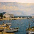 Postales: POSTAL IBIZA SAN ANTONIO HOTELES FLORIDA -S.ANTONIO CIRCULADA. Lote 160742634