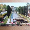 Postales: POSTAL JARDINES DE S'HORT DEL REI Nº 2737 - EDICIONES ESCUDO DE ORO BALEARES (SIN CIRCULAR ESCRIBIR). Lote 161343994