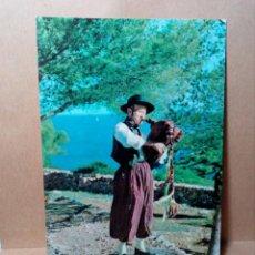 Postales: LOTE 8 POSTALES DE MALLORCA (SIN CIRCULAR) - (AÑOS 70) - REF: 240/250. Lote 164004506