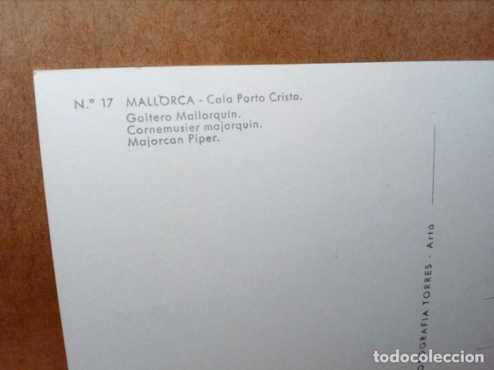 Postales: LOTE 8 POSTALES DE MALLORCA (SIN CIRCULAR) - (AÑOS 70) - REF: 240/250 - Foto 3 - 164004506