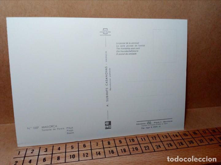 Postales: LOTE 8 POSTALES DE MALLORCA (SIN CIRCULAR) - (AÑOS 70) - REF: 240/250 - Foto 8 - 164004506
