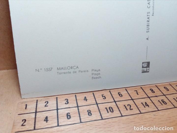 Postales: LOTE 8 POSTALES DE MALLORCA (SIN CIRCULAR) - (AÑOS 70) - REF: 240/250 - Foto 9 - 164004506