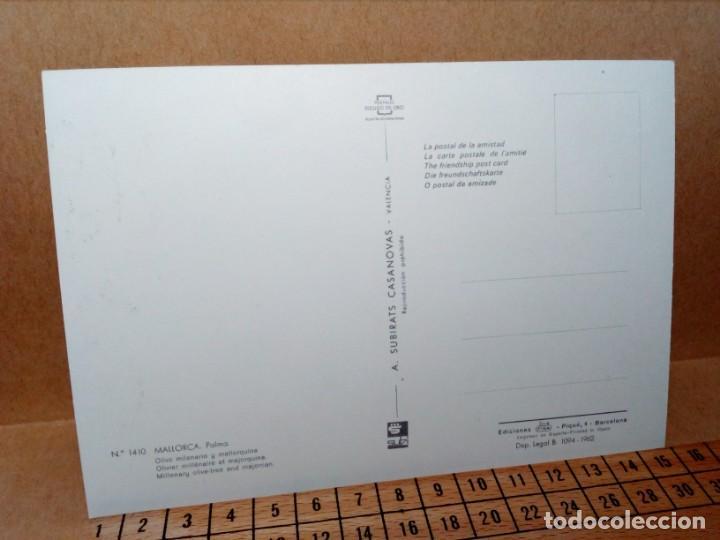 Postales: LOTE 8 POSTALES DE MALLORCA (SIN CIRCULAR) - (AÑOS 70) - REF: 240/250 - Foto 12 - 164004506