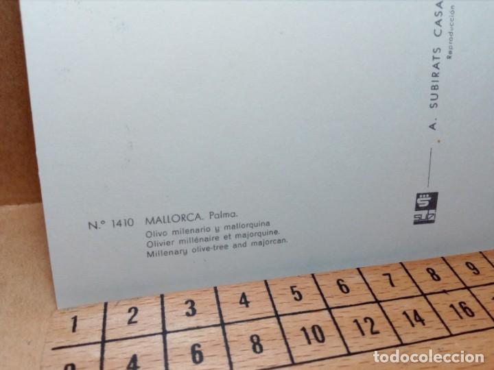 Postales: LOTE 8 POSTALES DE MALLORCA (SIN CIRCULAR) - (AÑOS 70) - REF: 240/250 - Foto 13 - 164004506