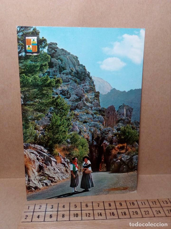 Postales: LOTE 8 POSTALES DE MALLORCA (SIN CIRCULAR) - (AÑOS 70) - REF: 240/250 - Foto 14 - 164004506