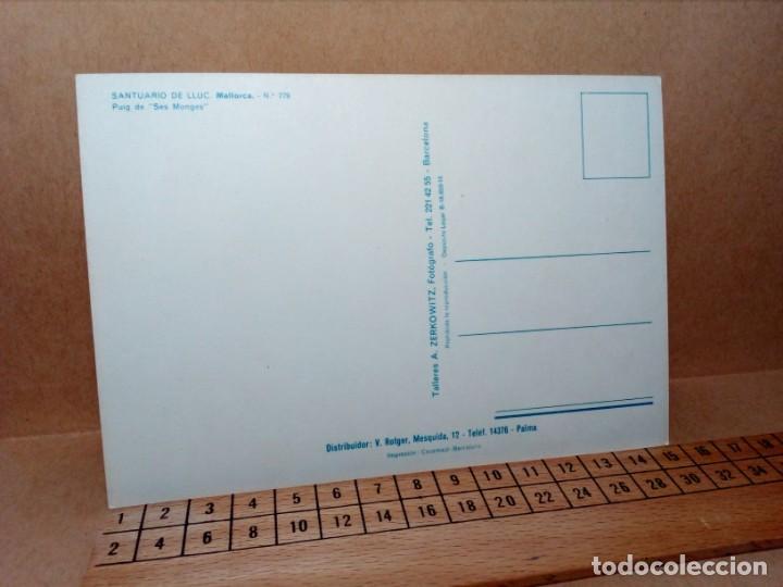 Postales: LOTE 8 POSTALES DE MALLORCA (SIN CIRCULAR) - (AÑOS 70) - REF: 240/250 - Foto 22 - 164004506