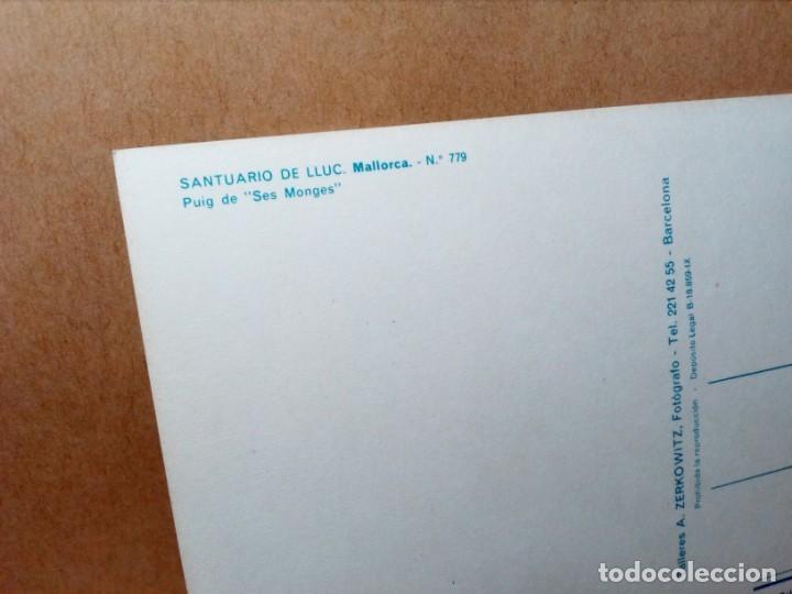 Postales: LOTE 8 POSTALES DE MALLORCA (SIN CIRCULAR) - (AÑOS 70) - REF: 240/250 - Foto 23 - 164004506