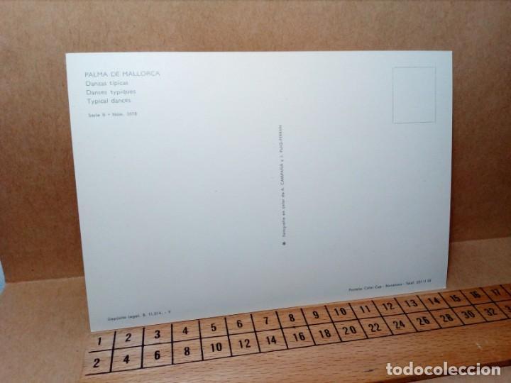 Postales: LOTE 8 POSTALES DE MALLORCA (SIN CIRCULAR) - (AÑOS 70) - REF: 240/250 - Foto 25 - 164004506