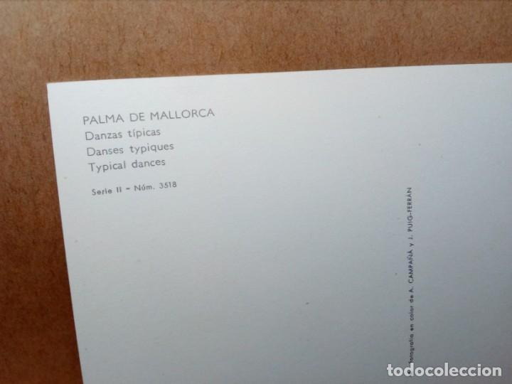 Postales: LOTE 8 POSTALES DE MALLORCA (SIN CIRCULAR) - (AÑOS 70) - REF: 240/250 - Foto 26 - 164004506