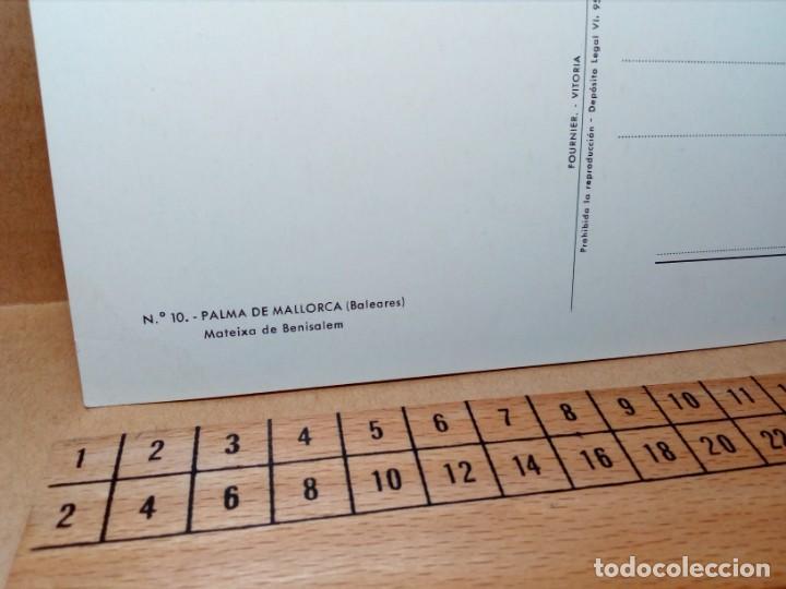 Postales: LOTE 8 POSTALES DE MALLORCA (SIN CIRCULAR) - (AÑOS 70) - REF: 250/260 - Foto 3 - 164004670