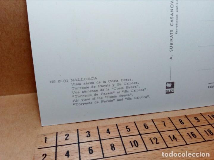 Postales: LOTE 8 POSTALES DE MALLORCA (SIN CIRCULAR) - (AÑOS 70) - REF: 250/260 - Foto 6 - 164004670